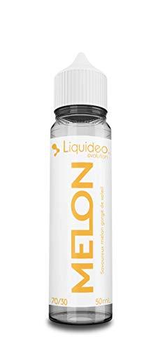 Melon 0mg – 50ml – Liquideo