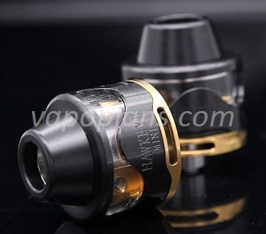 Atomiseur Teslacigs Hawkeye Mini RDA - 6,90€ fdp in