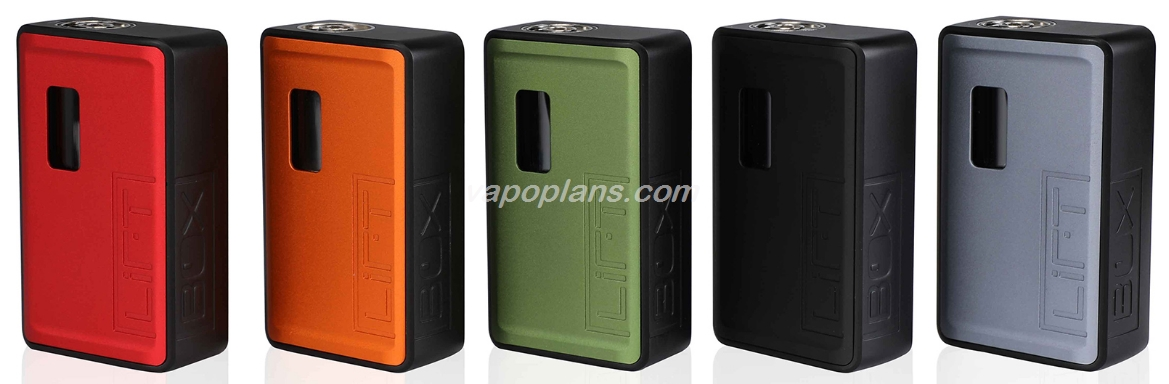 Box mécanique BF Innokin LiftBox Bastion - 52,30€ fdp in
