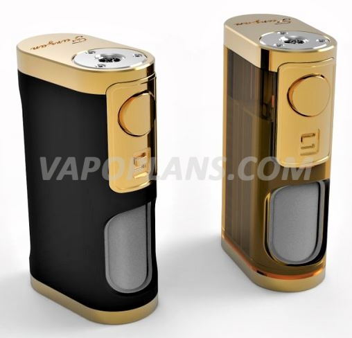 Box mécanique BF Lost Vape Furyan - 59,60€ fdp in