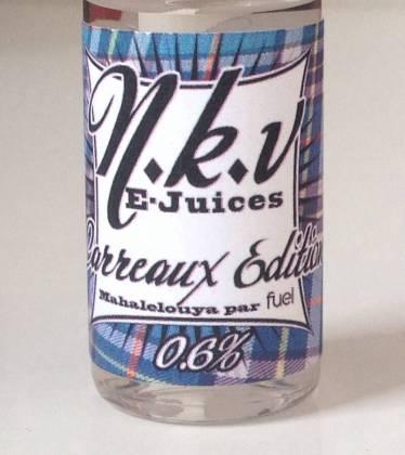 NKV Carreaux Edition