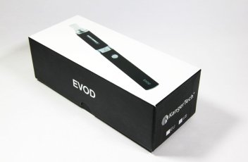 Kanger EVOD Electronic Cigarettes Starter Kit Black