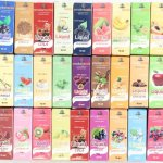 NEW-SMOKE-TASTIC-E-LIQUIDS-Shisha-Pen-Refill-0-Nicotine-Fruit-Flavours-ce4-ce5-MENTHOL-0