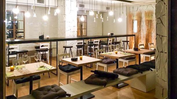 Alive Restaurant, comida sana en el centro de Barcelona.