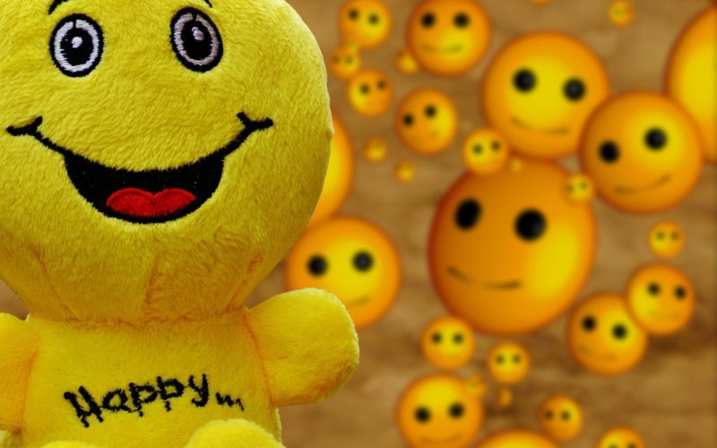 happy yellow day