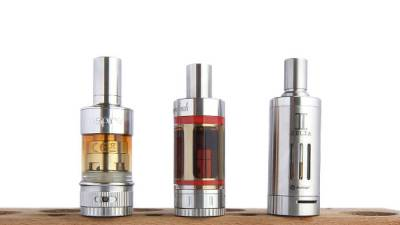 Electronic Cigarettes, Vape Pens, and Mechanical Mods