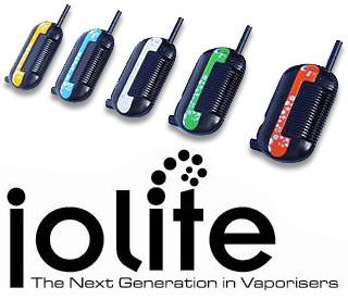 Iolite Vaporizer - pocket sized Vaporizer