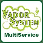 Icona Vapor system multiservice