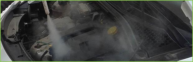 Lavaggio motore