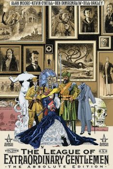 The League of Extraordinary Gentlemen vol.1