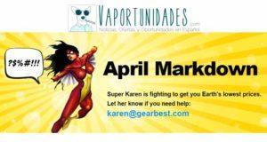 abril ofertas gearbest