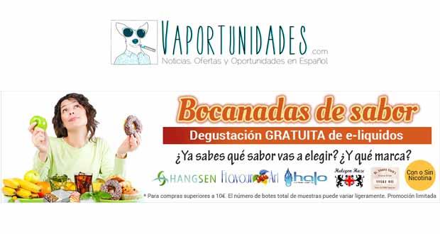 vitalcigar pack degustacion gratis liquidos