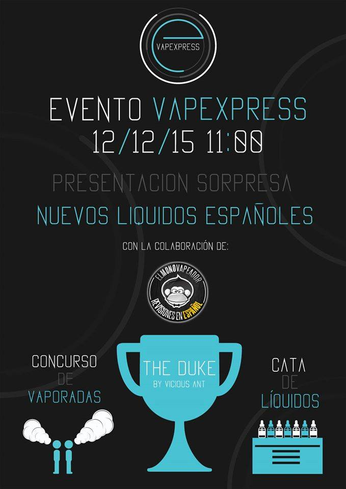 evento vapexpress