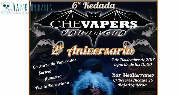 che vapers 6
