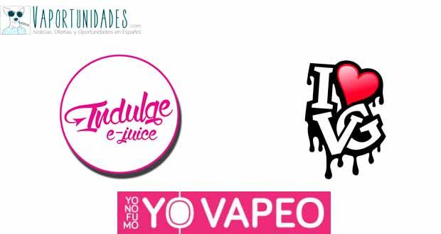 I like VG Indulge Ejuice