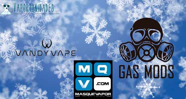 vandyvape gas mods