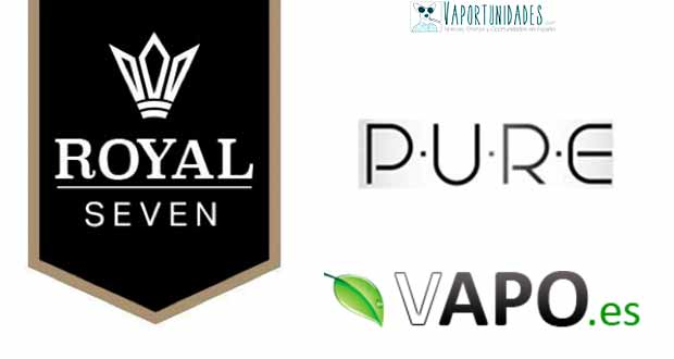 Pure & Royal Seven - Ya en Vapo.es