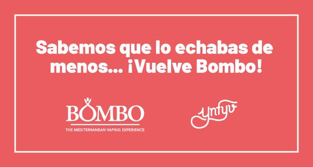 Bombo - De vuelta en YoNoFumoYoVapeo