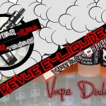 Revue E-Liquide – Bananas Foster de Vape Dudes – #2