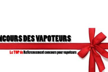 Concours facebook » Rue de la Vape «
