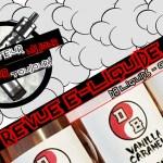Revue E-Liquide – Db Liquids – USA – #93