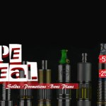 Smoke Machine -20% on HANA MODZ, PIPELINE, TAIFUN, INNOKIN & SAMATO.