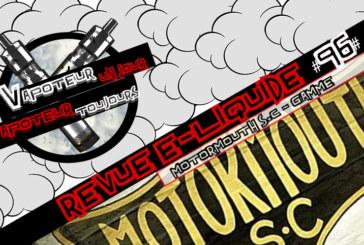 E-Liquid Review - Motormouth SC - США - #96