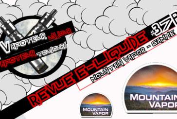 Revisione E-Liquid - Mountain Vapor - Parte 2 - USA - #37b