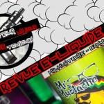 E-Liquid Review - κ. Mustache - Μαλαισία - #107
