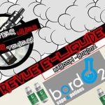 Revue E-Liquide – Kaboom – Bordo2 – FR- #106