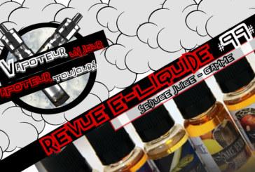 E-Liquid Review - Seduce Juice - США - #99