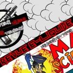 E-Liquid Review - Swirly Pop от Mad Scientist Vapor - США - #23