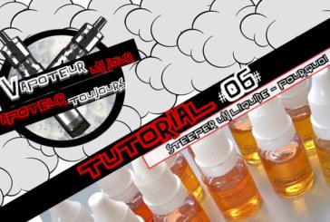 מדריך #06 - תלול יותר e-liquid - למה? איך?