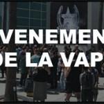 INFORMACIÓN: ¡Los eventos del próximo vape! (2014-2015)