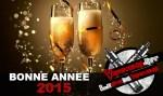 NOS MEILLEURS VOEUX POUR CETTE ANNEE 2015 !