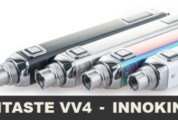 INFO: ITASTE VV4 by INNOKIN comes on the market!