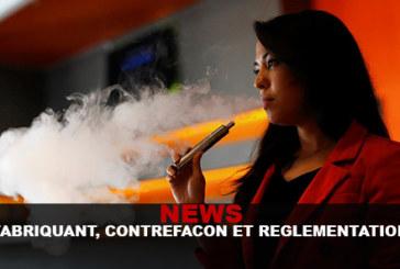 NEWS : Fabriquant, contrefaçon et réglementation..