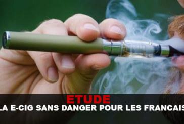 ИССЛЕДОВАНИЕ: E-CIG БЕЗ ОПАСНОСТИ ДЛЯ FRENCH