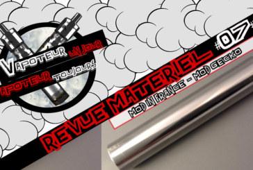Revue Matériel #07 – MOD IN FRANCE – «GECKO 10440»