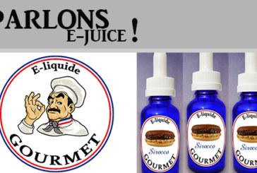 TALK אודות E-JUICE: E-LQUIDE GOURMET (FR)