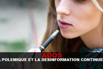 ADOS : La polémique et la désinformation continuent….