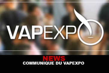 NEWS: Vapexpo press release!