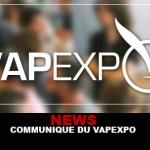 NIEUWS: persbericht Vapexpo!