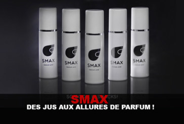 SMAX E-LIQUIDE: Juices that look like perfume!