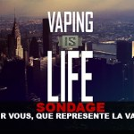 SURVEY: For you, what does the vape represent?