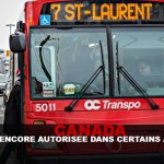 קנדה: e-cig עדיין מותר בכמה אוטובוסים!