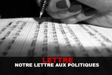 REACTION: Our letter to French policies.
