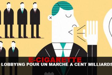 E-CIG: Lobbying per cento miliardi di mercato