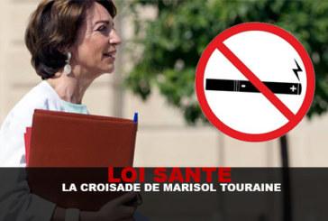 NEWS: The Crusade of Marisol Tourraine!