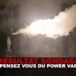 UMFRAGE: Was denkst du über Power Vaping?